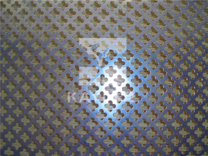 Decorative Perforated Metal Screen